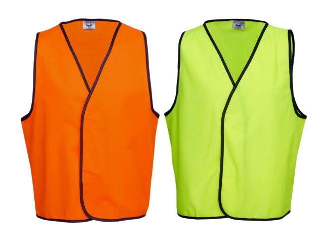 Hi Vis Safety Vests