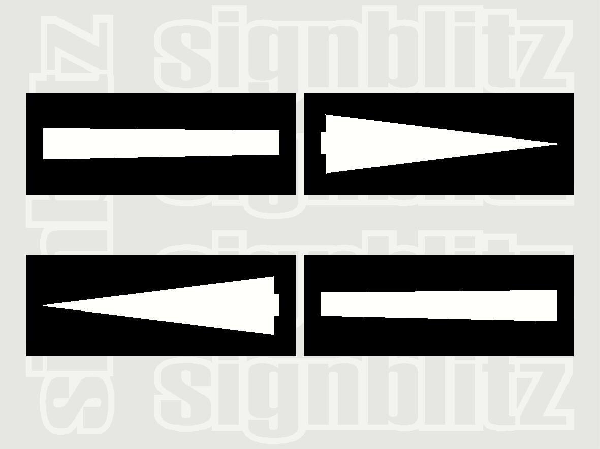 odico.org White Straight Line Marking Stencil Basketball Court ...