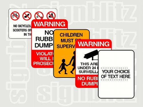 Strata Complex Signs