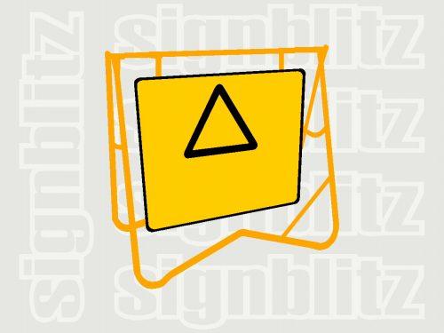 Swing Sign Frame Warning Signs