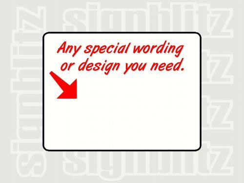 Custom School Signage
